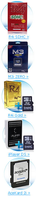 Buy R4DS Card for DS ROMs